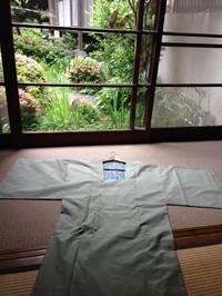 着物用レインコート(ひらさわ呉服店)