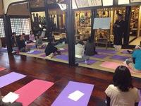 Roshni Yoga&マサラワーラーイベント①