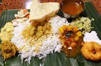 南インド料理(マサラワーラーさんによる)